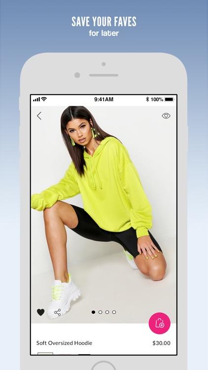 boohoo – Clothing & Fashion screenshot-3