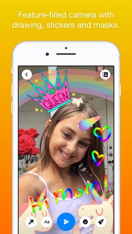 Messenger Kids screenshot-4