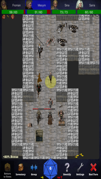 Endless Quest Roguelike RPG