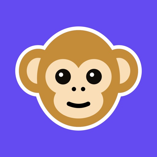 Monkey free software for iPhone and iPad