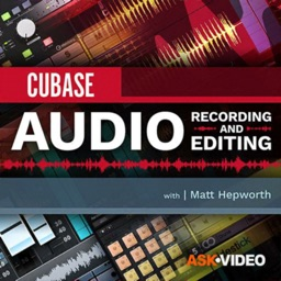 Audio Course For Cubase by AV