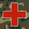 App Icon for Army First Aid App in Denmark IOS App Store
