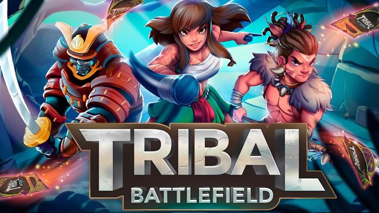 Tribal Battlefield: RPG Game screenshot-5