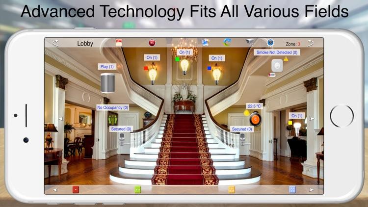 HOS Smart Home Operator Live screenshot-6