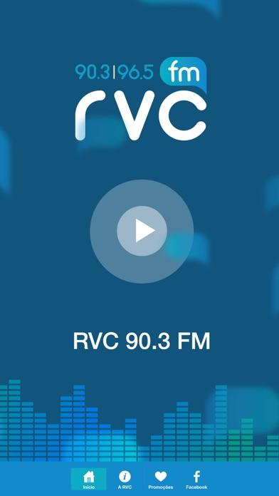 Rádio RVC FM screenshot three