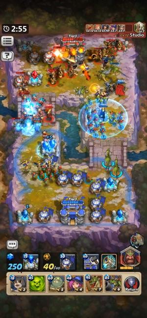 Castle Burn Screenshot