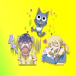 Fairy Anime Happy Stickers