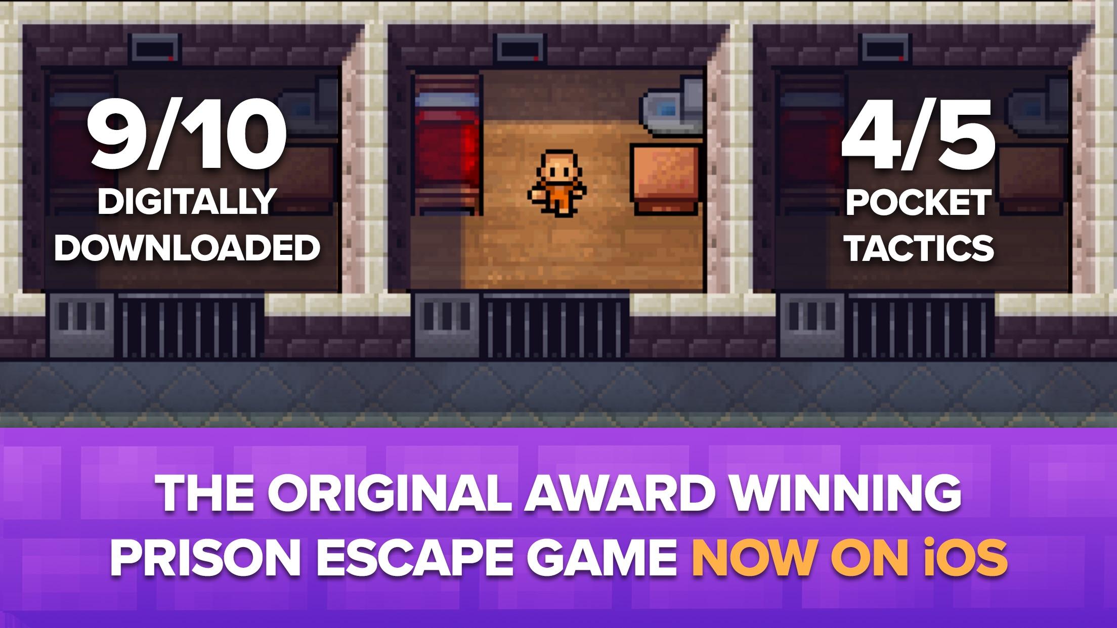 Screenshot do app The Escapists: Prison Escape