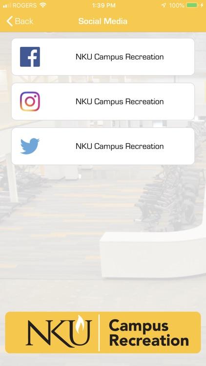 NKU Campus Rec screenshot-3
