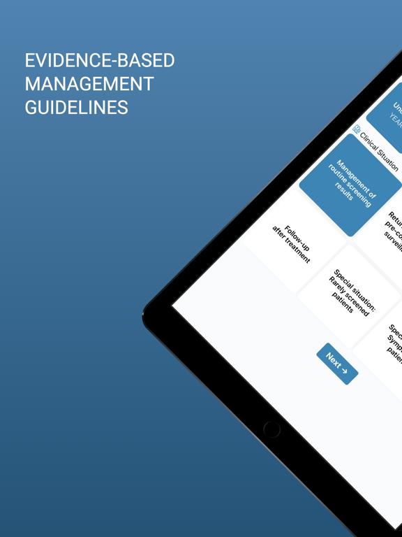 ASCCP Management Guidelines screenshot 5
