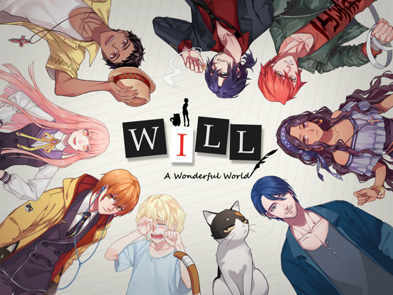 WILL: A Wonderful World на iPad
