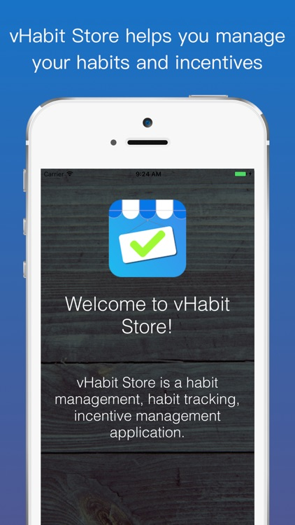Habit Store