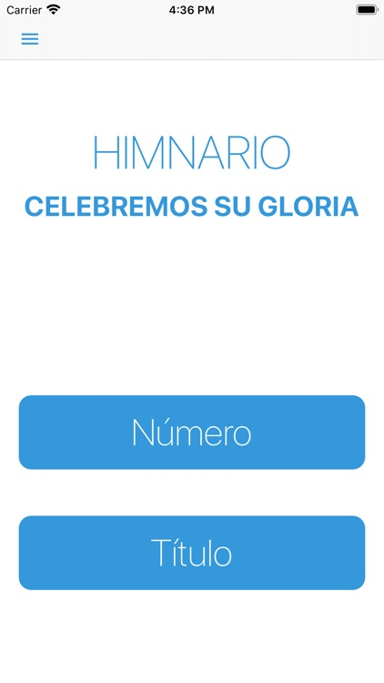Himnario Celebremos screenshot-0