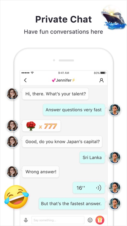 Yalla Lite - Group Voice Chat screenshot-5