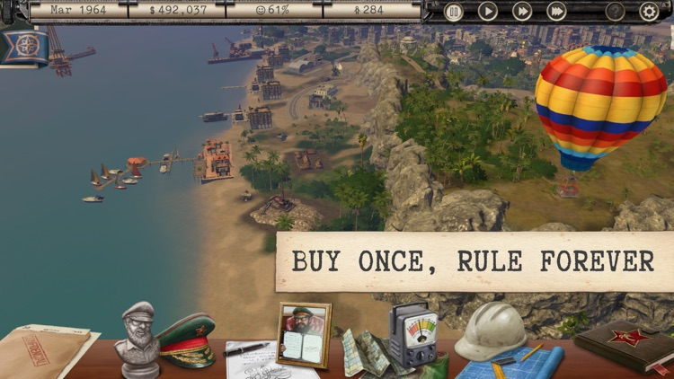 Tropico screenshot-2