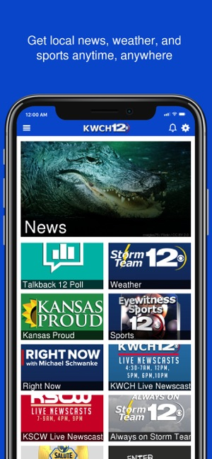 KWCH 12 News on the App Store