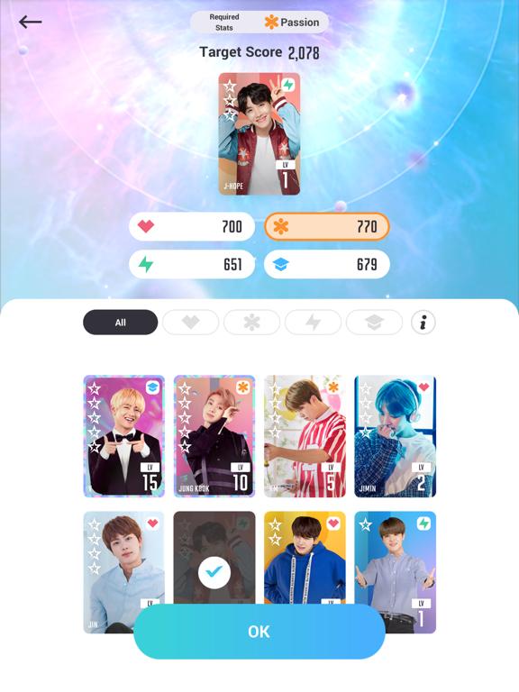 BTS WORLD iPad app afbeelding 7