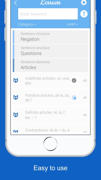 Dr French: French grammar screenshot-3