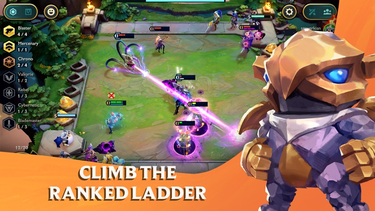 TFT: Teamfight Tactics screenshot-3
