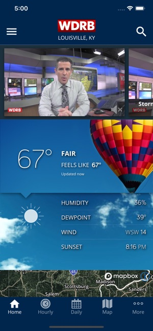 WDRB Weather & Traffic on the App Store