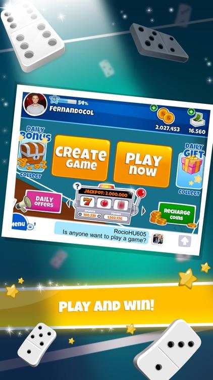 Dominoes Loco : Mega Tile Game screenshot-4