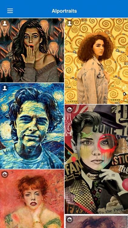 AIportraits - AI Photo Editor screenshot-3