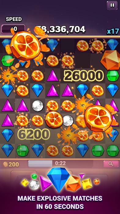 Bejeweled Blitz ScreenShot0