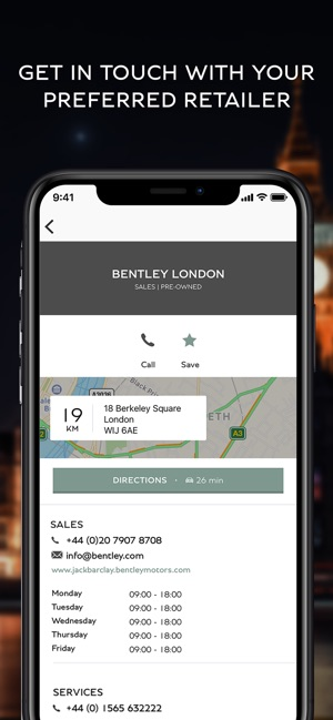 The Bentley Network on the App Store
