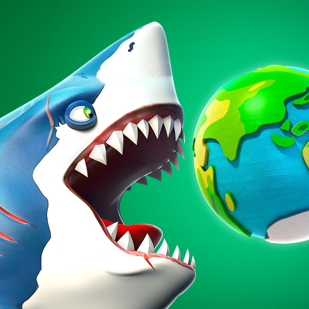 Hungry Shark World (Mod)