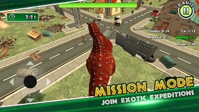Dino Simulator - City Rampageのおすすめ画像5
