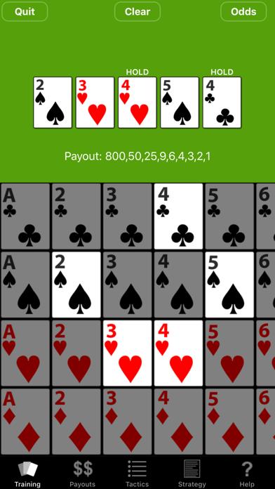 Video Poker Trainerのおすすめ画像5