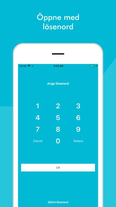 Screenshot for Secret Box - Pro in Sweden App Store