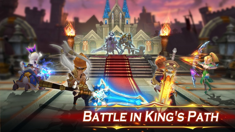Pocket Knights 2 screenshot-3