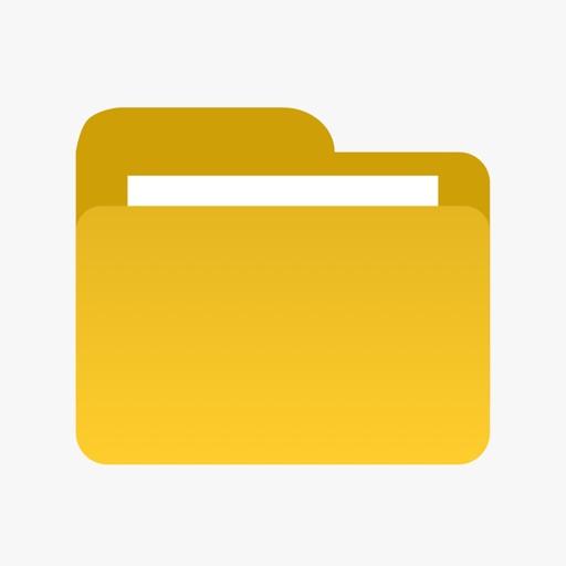 ファイルマネージャ - ドキュメント,写真や動画の管理