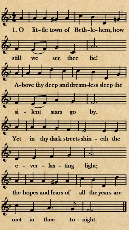 Christmas carols+ screenshot-3