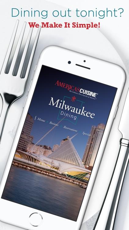 Milwaukee Dining