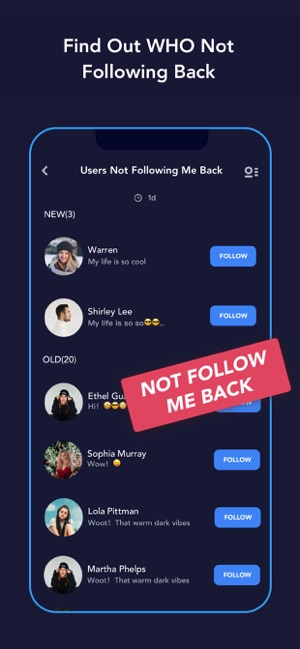 Followers Tracker - Ins Report on the App Store
