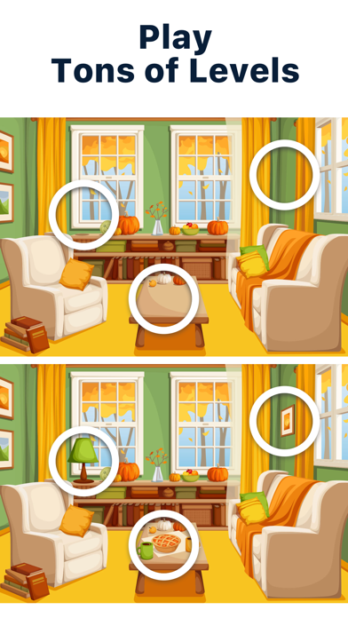 Differences - Find & spot them for windows pc