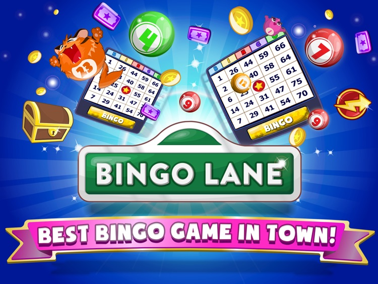 Bingo Lane HD screenshot-0