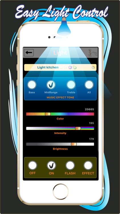 Dancing WiFi Light screenshot-6