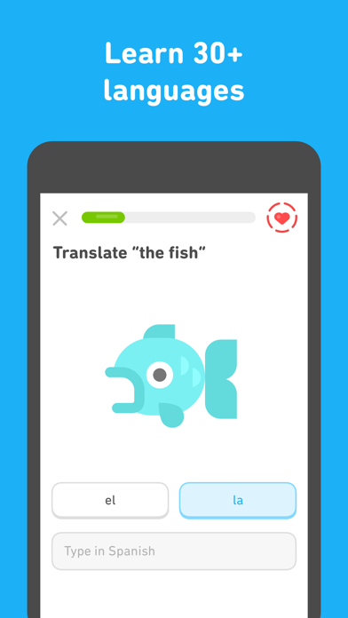Tải về Duolingo cho Pc