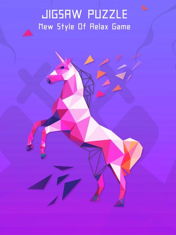 Poly Book: Puzzle Art Coloring screenshot 6