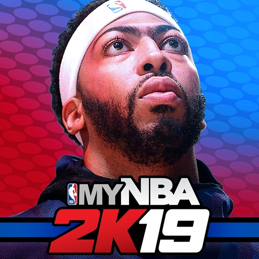My NBA 2K19 icon