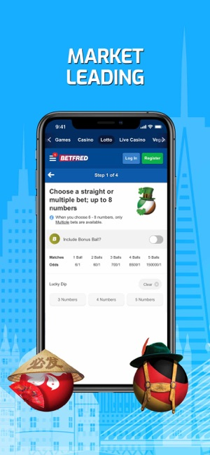 Betfred – Bet on Lotto on the App Store