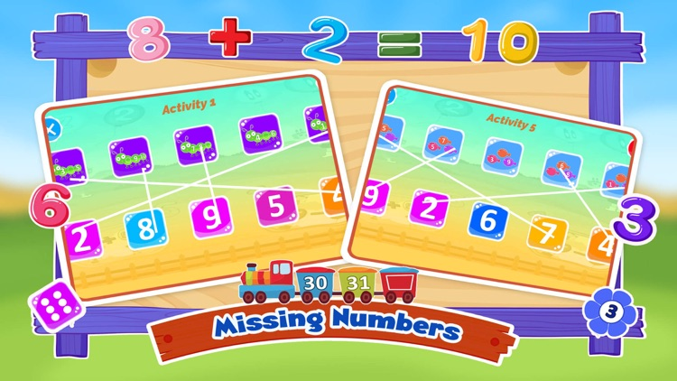 Learn Basic Math Number Match