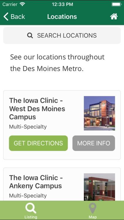 The Iowa Clinic screenshot-3