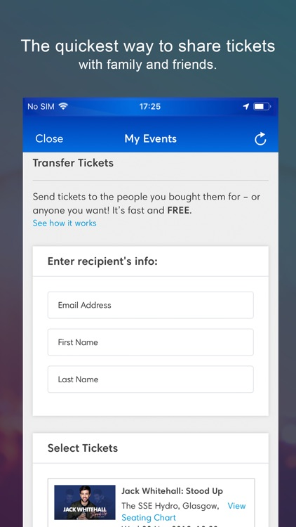 Ticketmaster UK screenshot-4