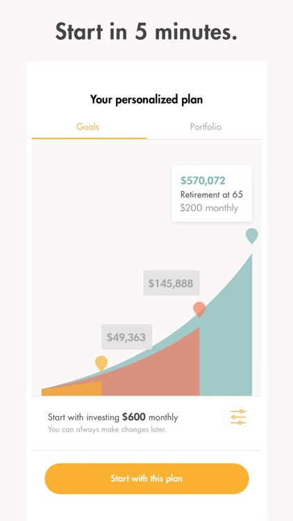 Wealthsimple screenshot-0