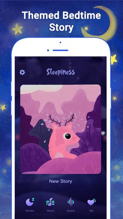 Sleepiness-Stories &Meditation