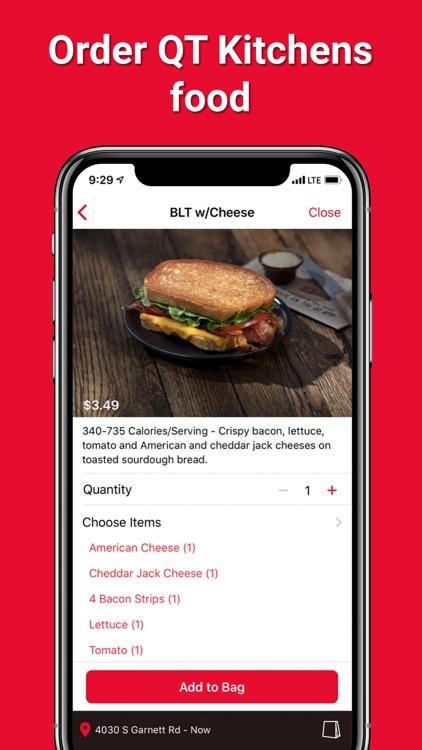 QuikTrip: Coupons, Fuel, Food screenshot-3